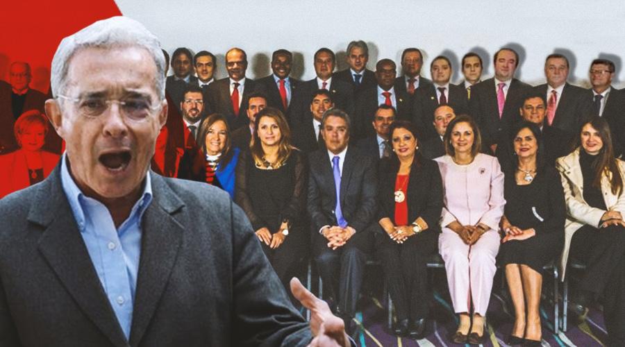 Centro Democrático, una oposición en la que predominaron frases falsas y  engañosas | ColombiaCheck