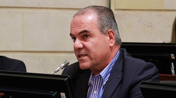 Carlos Felipe Mejía. Foto: CentroDemocratico.com