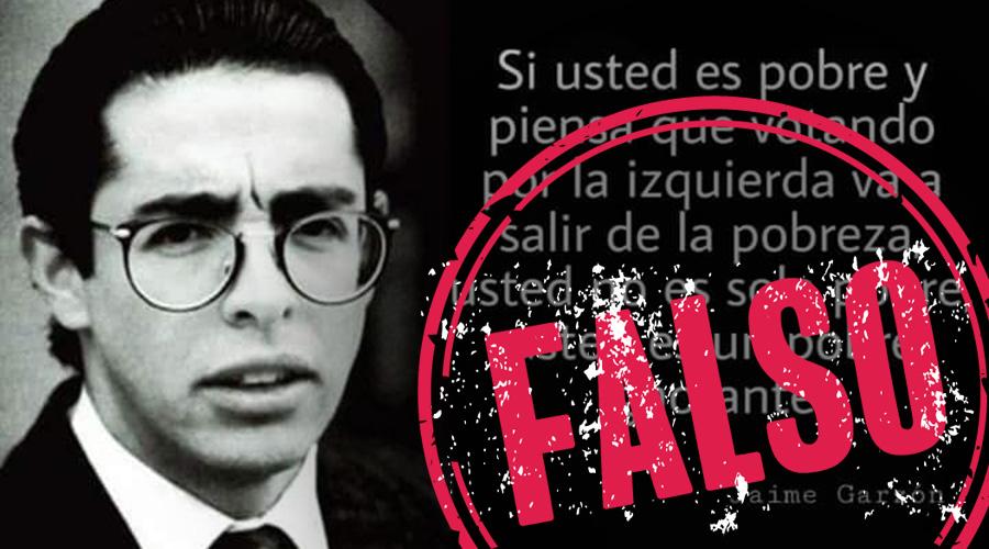 Jaime Garzón Nunca Trató De Pobre Ignorante A La Gente De