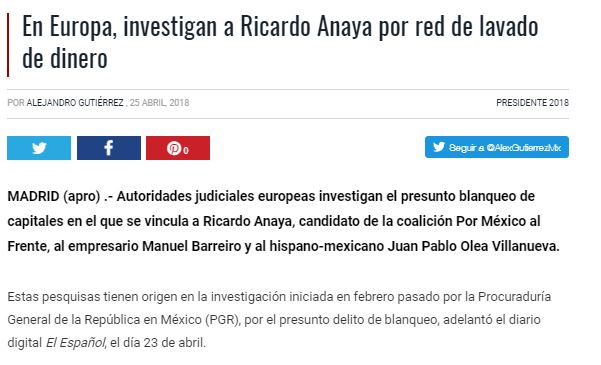 Noticia real